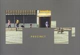 PRECINCT by Angela Edmonds, Artist Book, Paperback Signed Limited Edition 2016